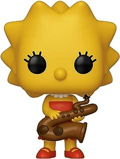 Funko Pop! Animation: Simpsons - Lisa-Saxophone