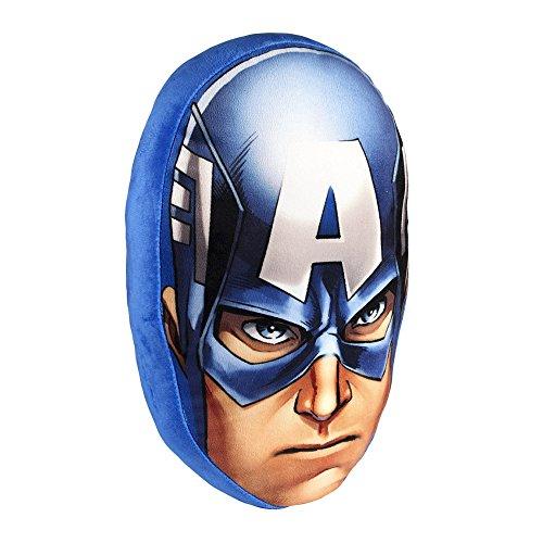 Cerdá Marvel 2600000138 35 cm Captain America Face Coussin