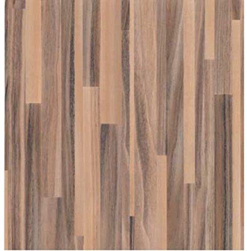 Klebefolie Holzdekor- Möbelfolie Palisander - 67 cm x 200 cm Dekorfolie Selbstklebende Folie mit Holz Dekor - Selbstklebefolie