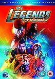 Dc'S Legends Of Tomorrow - Season 2 [Edizione: Regno Unito] [Reino Unido] [DVD]