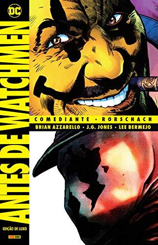 Antes de Watchmen. Comediante & Rorschach