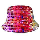GOSMAO Lentejuelas de Colores metálicos Look-Disco Fisherma