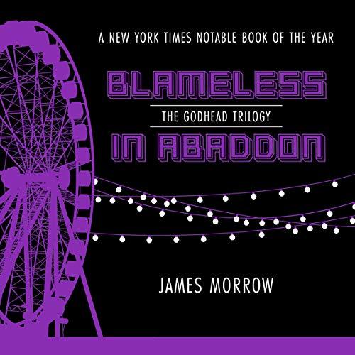 Blameless in Abaddon cover art