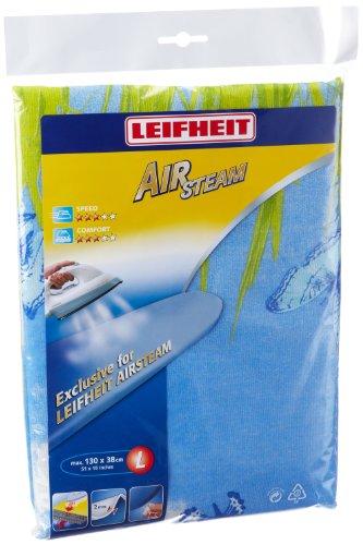 Leifheit 72360 BT Air Stream Infinity VS VE 30 - Copriasse da Stiro, Colore: Blu