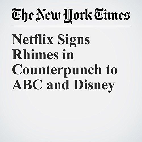 Netflix Signs Rhimes in Counterpunch to ABC and Disney copertina