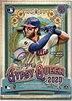 2020 Topps Gypsy Queen MLB Baseball BLASTER box (7 pks/bx + 1 exclusive parallel pk)