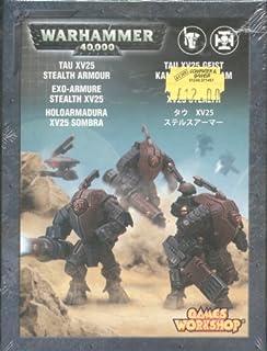 Tau Empire Stealth Suit XV25 Warhammer 40k