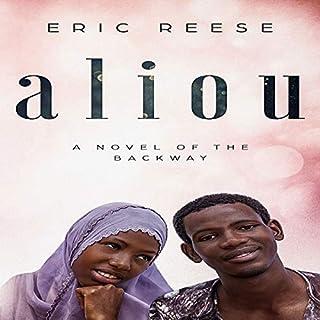 Aliou audiobook cover art