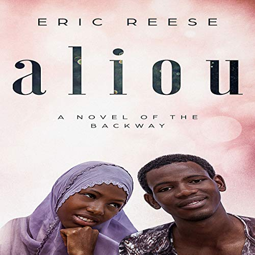 Aliou audiobook cover art