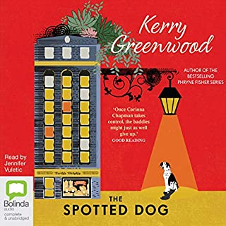 The Spotted Dog cover art