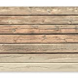 murando Fotomurales 400x280 cm XXL Papel pintado tejido no tejido Decoración de Pared decorativos Murales moderna Diseno Fotográfico madera f-a-0440-a-b