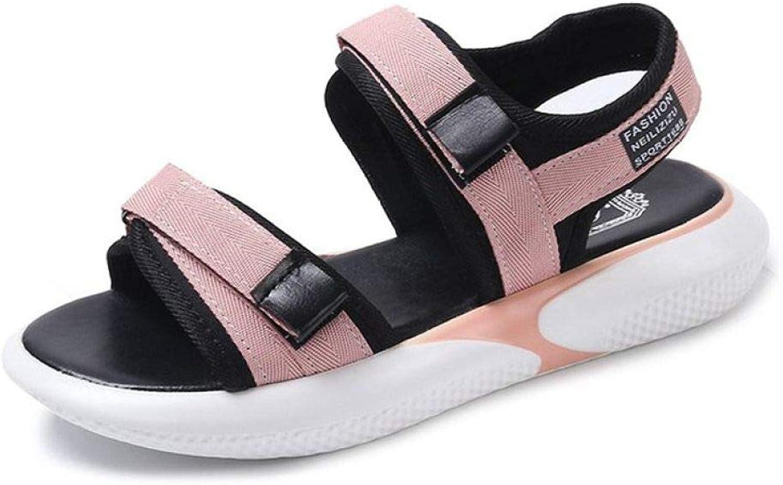 Nat Terry Women Summer Flats Sandals Open Toe Velcro Platform Female Casual Cozy Beach Sandal shoes