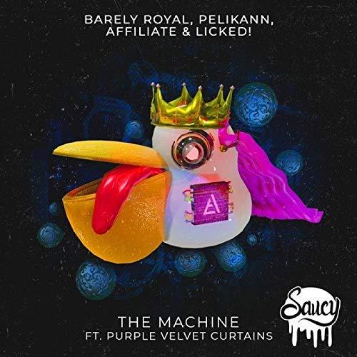 The Machine feat. Purple Velvet Curtains (Original Mix)