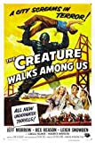 Creature Walks Among Us Poster 01 Photo A4 10x8 Poster Print