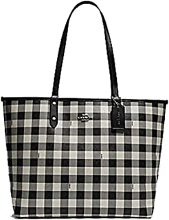Best coach gingham tote Reviews