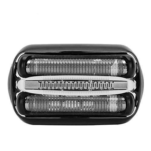 【𝐁𝐥𝐚𝐜𝐤 𝐅𝐫𝐢𝐝𝐚𝒚】Cabezal de repuesto para afeitadora, accesorio para afeitadora eléctrica de acero inoxidable Cabezal de lámina de repuesto para afeitadora, para afeitadora para hombres
