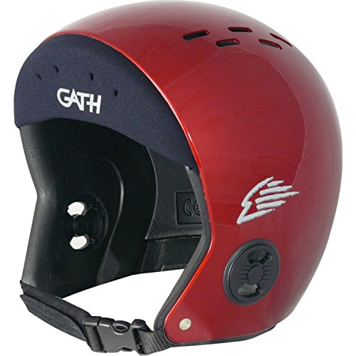 Gath Surf Convertible Helmet - Red - M