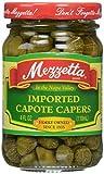 Mezzetta Capote Capers, Imported, 4 Ounce
