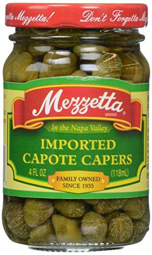 Mezzetta Capote Capers, 4 oz