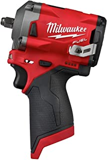 Best milwaukee m12 3/8 stubby impact Reviews
