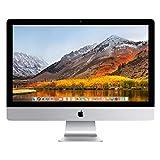 Apple iMac 27', Intel Quad-Core i7 avec jusqu'à 3,8 GHz Turbo, 1 to de Disque Dur, 8 Go de RAM, 1440p, Tout-en-Un, sans Souris et Clavier, modèle Power-House (Reconditionné)