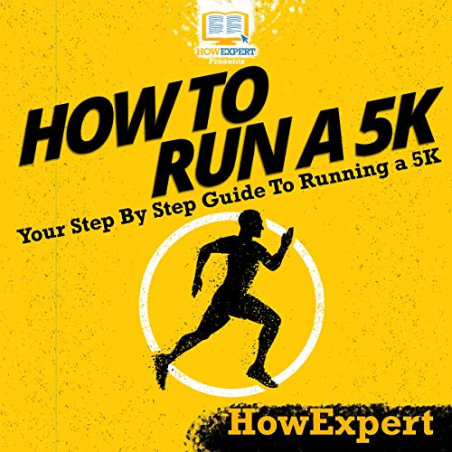 How to Run a 5K audiobook cover art