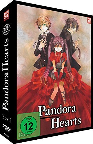 DVD Pandora Hearts - Box 1 [Import allemand]