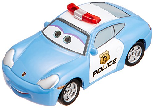 Cars Tomica Rescue Go-Go Surrey (Police Car Type)