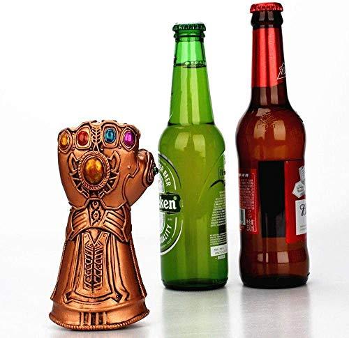 Guante de Thanos - Abridor de botellas de cerveza,