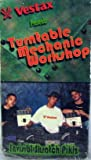 Turntable Mechanic Workshop Featuring Invisibl Skratch Piklz