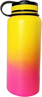 XIAOGAO Moda Mixta Color Inoxidable 1000ml Agua Caliente Botella Deportes Al Aire Libre Copa De Aislamiento De La Taza del Agua Unisex