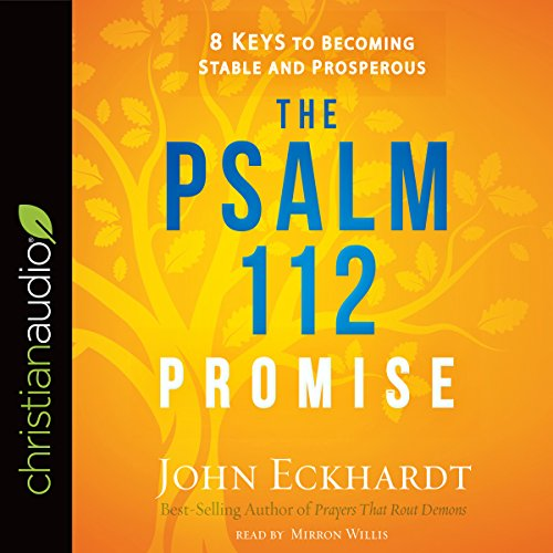 The Psalm 112 Promise audiobook cover art