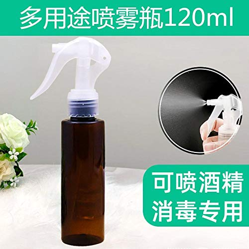 flacon spray videvideOutil de jardinage pulvérisateur voyage sous-bouteille en plastique 100 ml transparent-120 ml 2pcs