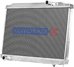 Koyo HH060644N 48mm N-FLOW Aluminum Radiator for 1993-95 Mazda RX7 (FD3S)