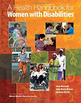 A Health Handbook for Women with Disabilities 0942364503 Book Cover