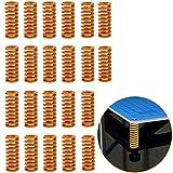 RUNCCI-YUN Molle a compressione per stampante 3D, 0,31 OD 0,78, carico leggero, a compress...