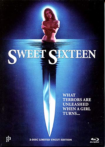 SWEET SIXTEEN - Blutiges Inferno - 2-Disc Mediabook Cover A (Blu-ray + DVD) Limited Edition - Uncut