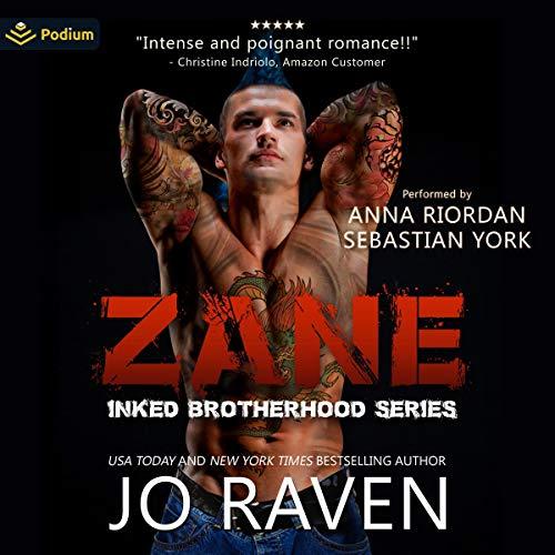 Zane Audiobook By Jo Raven cover art