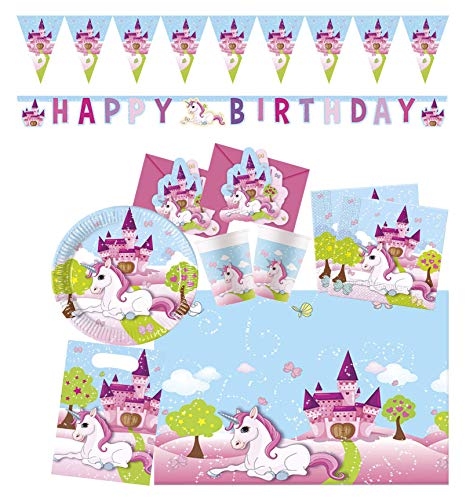 Procos 10108589B - Kinderpartyset M Unicorn