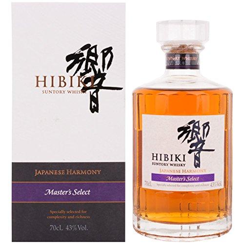 Suntory Hibiki Japanese Harmony Master's Select + GB 43,00% 0.7 l. whisky