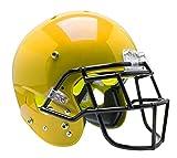 Schutt Sports Youth AiR Standard V Football Helmet (Faceguard Not Included), Medium, Gold