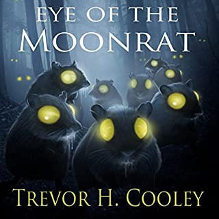 Eye of the Moonrat audiobook cover art