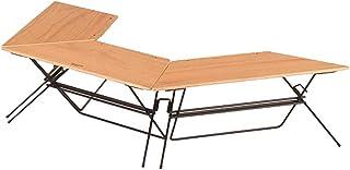 HangOut (ハングアウト) FRT Arch Table FRT-7030 WD (Wood Top)
