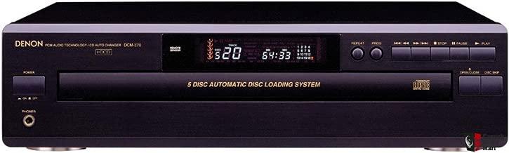 Denon DCM-370 5-Disc CD Changer