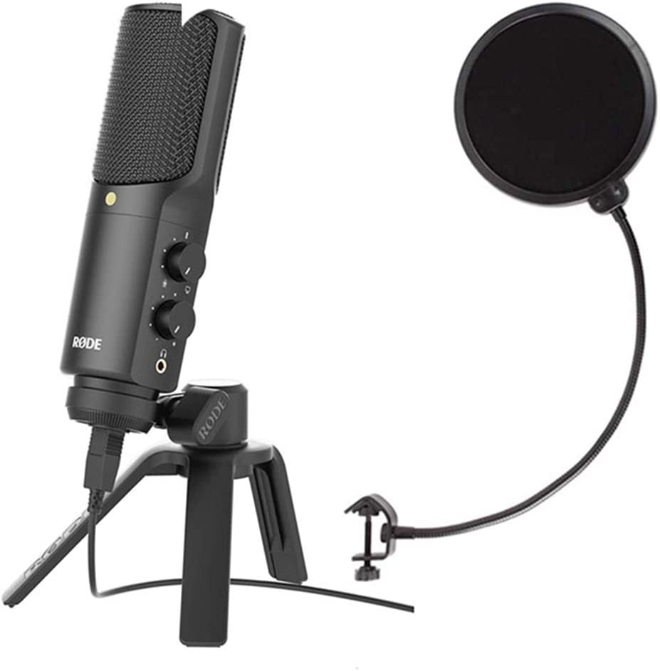 Rode NT-USB Recording Popularity Tucson Mall Podcast USB Axce Microphone Condenser with
