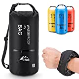 BFULL Waterproof Dry Bag 5L/10L/20L/30L/40L [Lightweight Compact] Roll Top Water Proof Backpack…