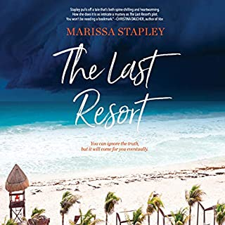 The Last Resort audiobook cover art