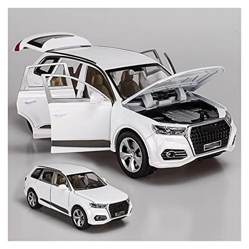DWSM Modelo de Auto 1:24 Modelo De Aleación De Automóviles para M-923Q-6 W / 6 Puertas Abrir Y Juguetes Modelo De Automóvil Modelo De Aleación Diecast (Color : 2)