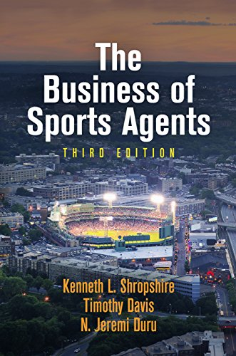 The Business of Sports Agents (English Edition)