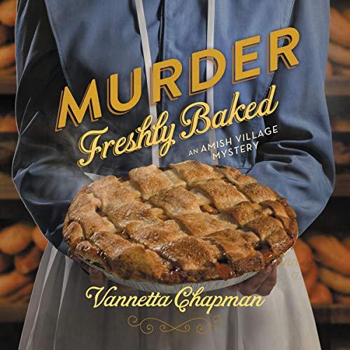 Murder Freshly Baked cover art